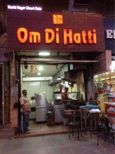 Om Di Hatti - Best Chhole Bhature in Delhi