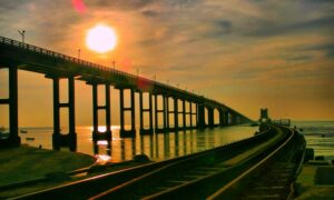 Pamban Bridge - Best Places to Visit in Rameshwaram