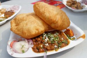 Radhe Shyam Subhash Kumar Chole Bhature - Famous Chole Bhature in Delhi