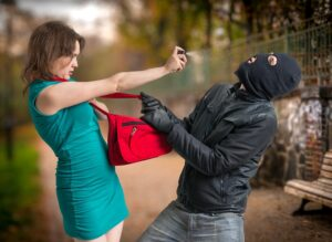 Keep Self-defense Tools with You