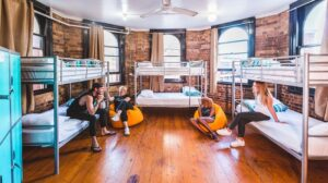 Stay in hostels - Best Tips For Solo Travellers