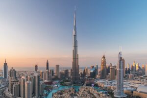 Take to the skies at the Burj Khalifa