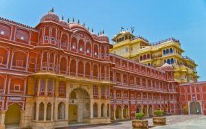 The City Palace - Popular Tourist Places Jaipur
