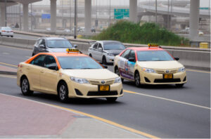 Taxi - Tips For The First Trip to Dubai