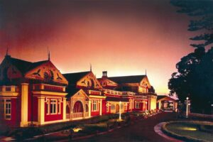 Fern Hill Hotel Ooty, India - Haunted places in Ooty