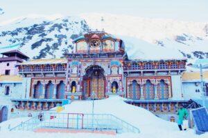 Badrinath Temple - Tourist Places in Kedarnath