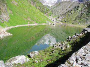Chorabari Tal - Tourist Places in Kedarnath