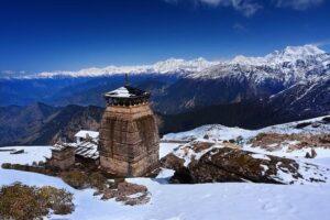 Tungnath Temple - Tourist Places in Kedarnath