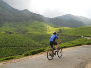 Biking and Hiking - Things to do in Munnar