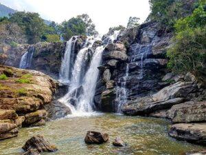Chinnakanal Waterfall - Things to do in Munnar