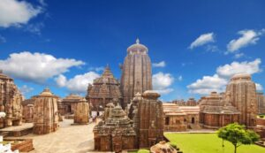 Ancient Temples in Bhubaneswar