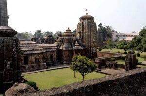 Astasambhu Siva Temples - Temples in Bhubaneswar