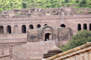 Guru Balu Nath wrath - Incredible Story Of Bhangarh Fort
