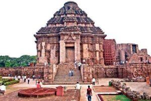 Konark Sun Temple - Temples in Bhubaneswar