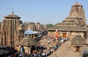 Lingaraja Temple - Temples in Bhubaneswar