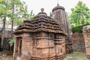Mangalesvara Temple - Temples in Bhubaneswar