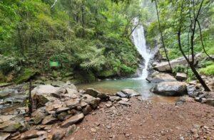 Netravali Falls - Waterfalls of Goa