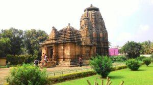 Rajarani Temple - Temples in Bhubaneswar