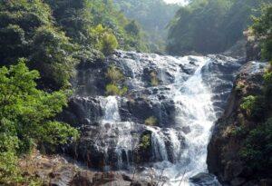 Tambdi Surla Falls - Waterfalls of Goa