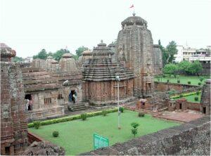 Vaital Deul - Temples in Bhubaneswar