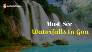 Waterfalls of Goa - Gulshan Bafna