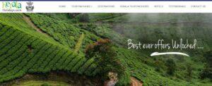Kerala Holidays - Kerala Travel Bloggers