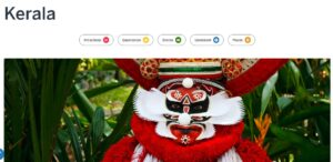 Lonely Planet - Best Travel Bloggers in Kerala