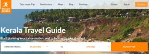 RoughGuides - Best Travel Bloggers in Kerala