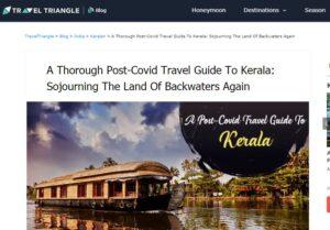 TravelTriangle - Kerala Travel Bloggers