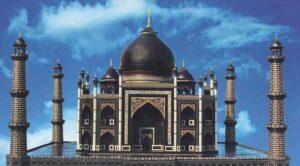 Black Taj Mahal - Interesting Unknown Facts About Taj Mahal