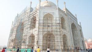 Building Process Of Taj Mahal - Interesting Unknown Facts About Taj Mahal