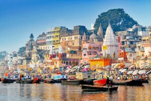 Dasaswamedha Ghat - Best Places To Visit in Varanasi For Couples