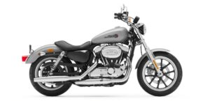 Harley Davidson SuperLow - Best bike for long distance touring in India