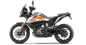 KTM 390 Adventure - Best bike for long distance touring in India
