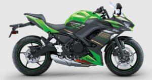 Kawasaki Ninja 650 - Best bike for long distance touring in India