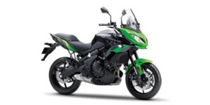 Kawasaki Versys 650 - Best bike for long distance touring in India
