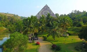 Pyramid valley - Best Offbeat Places Near Bangalore