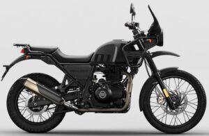 Royal Enfield Himalayan - Upcoming touring bikes in India