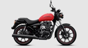 Royal Enfield Thunderbird 350 - Best bikes for touring in India