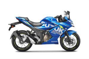 Suzuki Gixxer SF 250 - Sports touring bikes in India