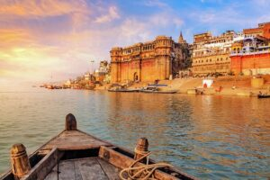 The Ganges - Best Places To Visit in Varanasi For Couples