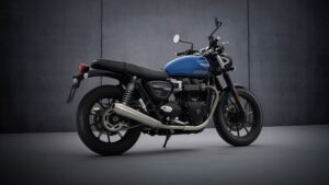 Triumph Street Twin - Best Bikes for Touring in India