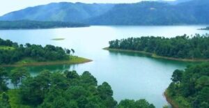 Umiam Lake - Best places to visit in Shillong