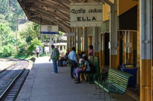 Booking The Kandy to Ella Train Ride Ticket