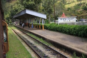 How To Get To The Kandy To Ella Train Ride